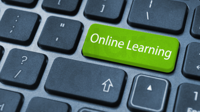 online learning and higher education